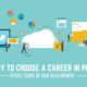 Why to Choose a Career in PHP: Future Scope of Web Development