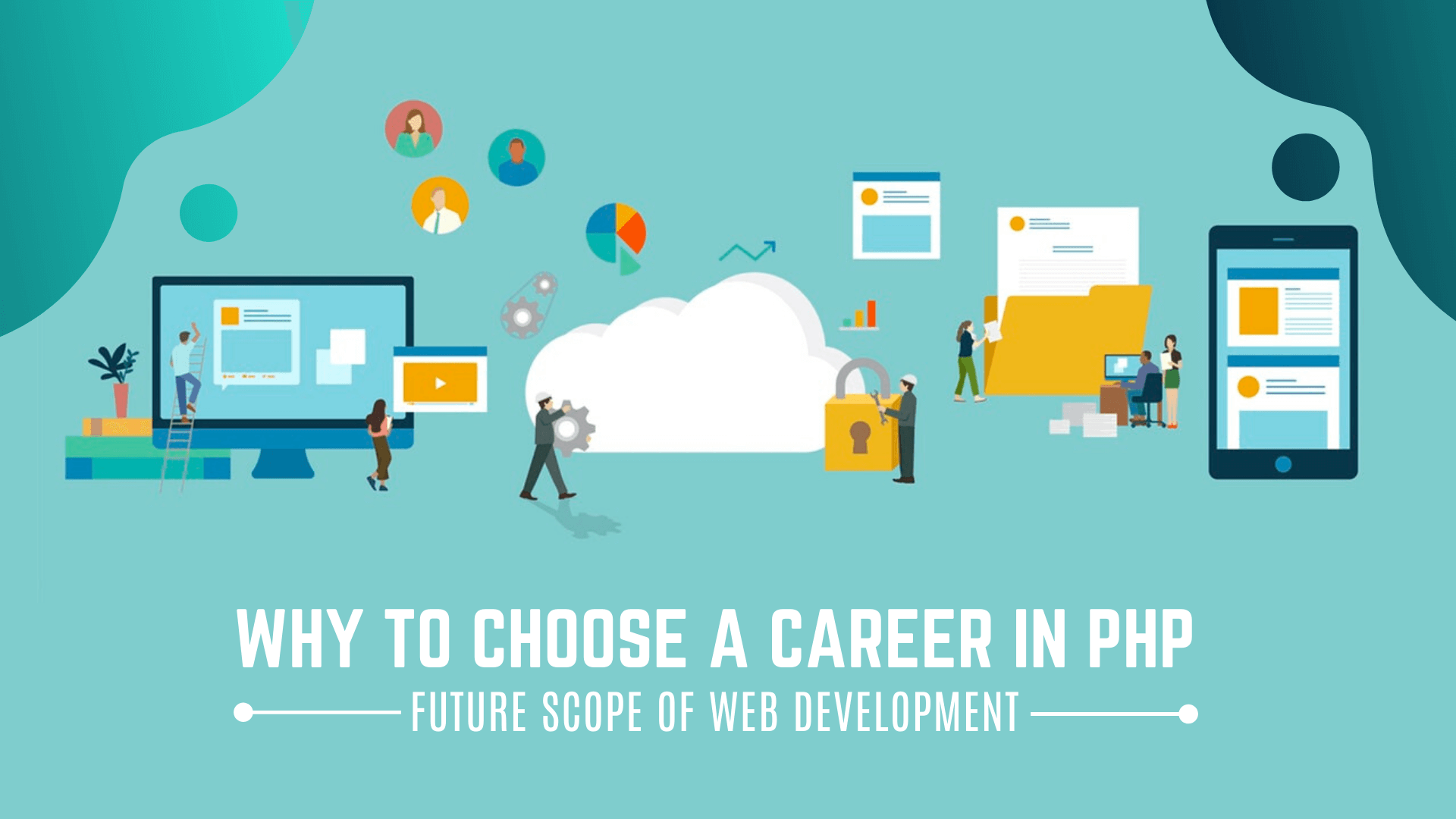 Why To Choose A Career In Php Future Scope Of Web Development For Fresher In 2020 Logicrays Academy