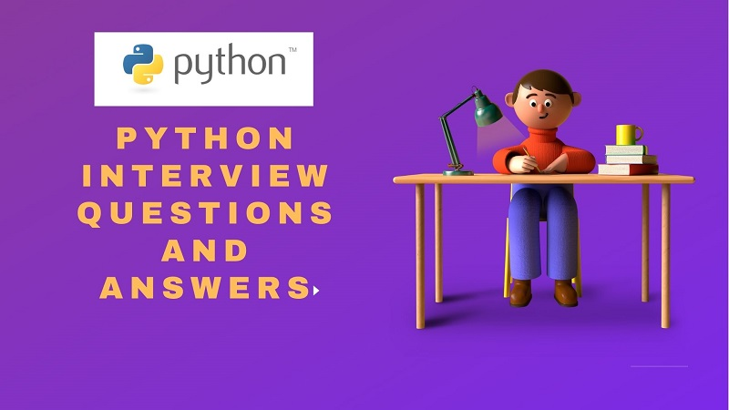 Top python interview questions